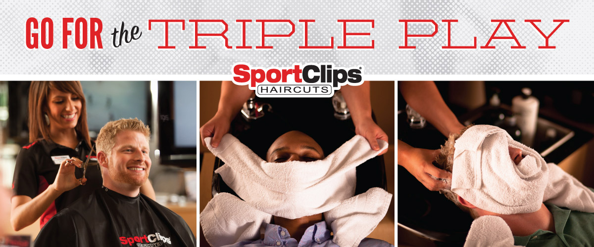 The Sport Clips Haircuts of Medford - Northgate Marketplace Triple Play